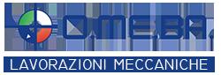 Lavorazioni Meccaniche OMeBa – Tornitura e Fresatura Logo